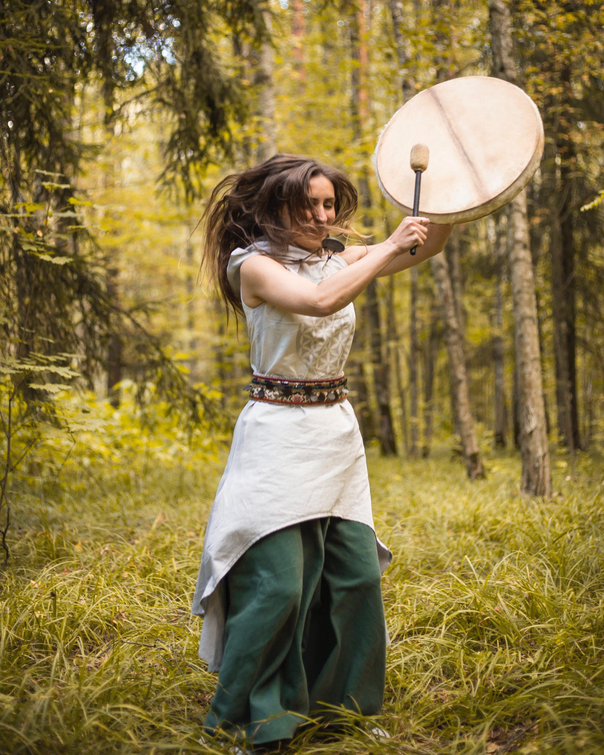 Freies Trommeln und Tanzen für Frauen in Bern